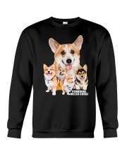 Pembroke Welsh Corgi Awesome Family 0701 Crewneck Sweatshirt thumbnail