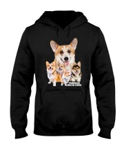 Pembroke Welsh Corgi Awesome Family 0701 Hooded Sweatshirt thumbnail