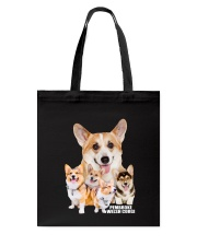 Pembroke Welsh Corgi Awesome Family 0701 Tote Bag thumbnail