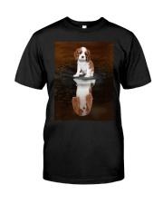 Cavalier King Charles Spaniel Reflection Mug 1312 Classic T-Shirt thumbnail