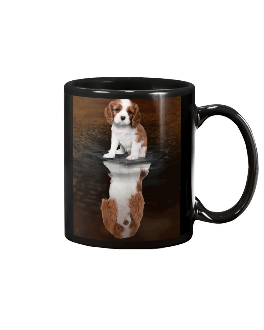 Cavalier King Charles Spaniel Reflection Mug 1312 Mug