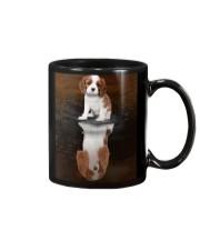 Cavalier King Charles Spaniel Reflection Mug 1312 Mug front