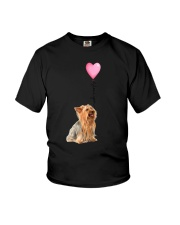 Yorkshire Terrier - Love you Youth T-Shirt thumbnail