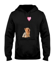 Yorkshire Terrier - Love you Hooded Sweatshirt thumbnail