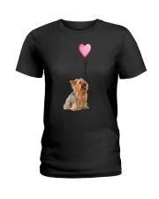 Yorkshire Terrier - Love you Ladies T-Shirt thumbnail