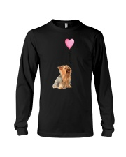 Yorkshire Terrier - Love you Long Sleeve Tee thumbnail