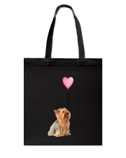 Yorkshire Terrier - Love you Tote Bag thumbnail