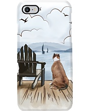 Staffordshire Bull Terrier Waiting Phone Case thumbnail
