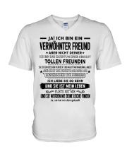 Perfektes Geschenk fur die Liebsten AH00 V-Neck T-Shirt thumbnail