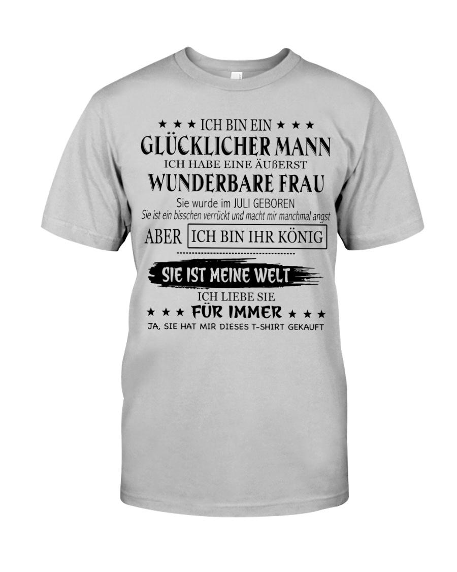 LIMITIERTE AUFLAGE: GESCHENK FUR MANN T07 Classic T-Shirt