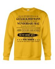 LIMITIERTE AUFLAGE: GESCHENK FUR MANN T07 Crewneck Sweatshirt thumbnail