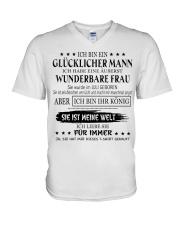 LIMITIERTE AUFLAGE: GESCHENK FUR MANN T07 V-Neck T-Shirt thumbnail