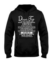 Geschenk für Mann und Frau CTD02 Hooded Sweatshirt thumbnail