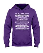 Perfektes Geschenk fur die Liebsten AH00up1 Hooded Sweatshirt thumbnail