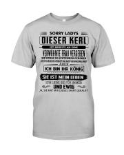 Perfekte Geschenke fur Ehemann 9 Classic T-Shirt front