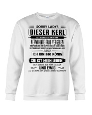 Perfekte Geschenke fur Ehemann 9 Crewneck Sweatshirt thumbnail