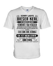Perfekte Geschenke fur Ehemann 9 V-Neck T-Shirt thumbnail