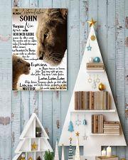 Perfektes Geschenk für Ihren Sohn - D GER 24x36 Poster lifestyle-holiday-poster-2