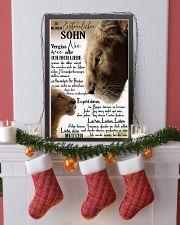 Perfektes Geschenk für Ihren Sohn - D GER 24x36 Poster lifestyle-holiday-poster-4