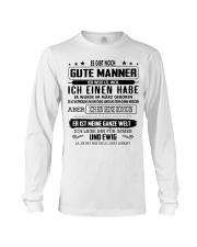 Perfektes Geschenk fur Ihren geliebten Mensche - 3 Long Sleeve Tee thumbnail