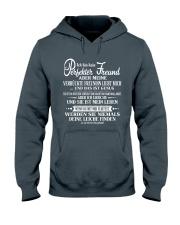 Geschenk für deinen Freund - Ust00 Hooded Sweatshirt thumbnail