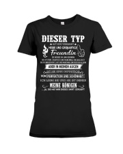 Gift for your boyfrend CTD06 Premium Fit Ladies Tee thumbnail
