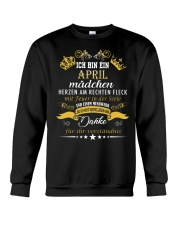 April Madchen - Germany  Crewneck Sweatshirt thumbnail