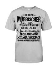 Murrischer alter mann Classic T-Shirt front