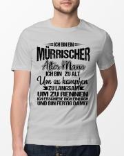 Murrischer alter mann Classic T-Shirt lifestyle-mens-crewneck-front-13