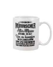 Murrischer alter mann Mug thumbnail
