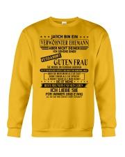 Verwohnter Mann - T02 Februar Crewneck Sweatshirt thumbnail