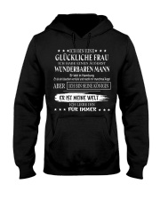 Geschenk fur Ehefrau - CTD Hamburg Hooded Sweatshirt thumbnail