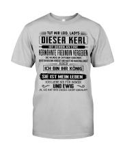LIMITIERTE AUFLAGE: Geschenke fur Freund - Oktober Classic T-Shirt front