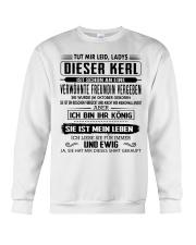 LIMITIERTE AUFLAGE: Geschenke fur Freund - Oktober Crewneck Sweatshirt thumbnail