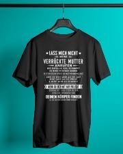 Geschenk fur den Sohn - C010 Classic T-Shirt lifestyle-mens-crewneck-front-3