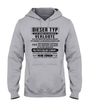 Gift for your fiancee CTD00 Hooded Sweatshirt thumbnail