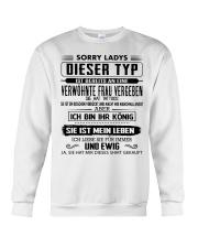 Perfektes Geschenk fur die Liebsten - Kun Tattoos Crewneck Sweatshirt thumbnail