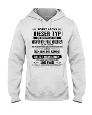 Perfektes Geschenk fur die Liebsten - Kun Tattoos Hooded Sweatshirt thumbnail