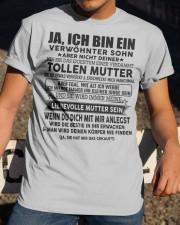 Perfektes Geschenk für Sohn TON00 Classic T-Shirt apparel-classic-tshirt-lifestyle-28