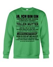 Perfektes Geschenk für Sohn TON00 Crewneck Sweatshirt thumbnail
