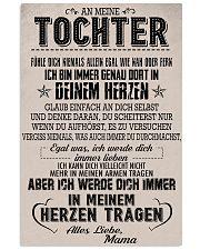 Geschenk Madchen - D 11x17 Poster front
