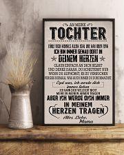 Geschenk Madchen - D 11x17 Poster lifestyle-poster-3