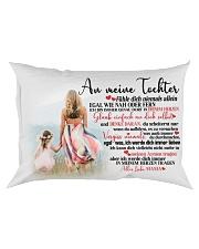 Geschenk Madchen - D Rectangular Pillowcase tile