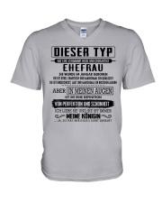 Gift for your husband CTD01 V-Neck T-Shirt thumbnail