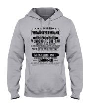 Gift for your husband CTD07 Hooded Sweatshirt thumbnail