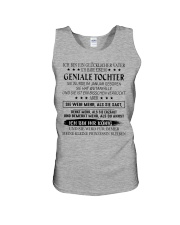 Gift for your father - daughter CTD01 Unisex Tank thumbnail
