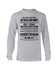 Gift for your Husband - CTD02 Long Sleeve Tee thumbnail