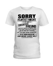 Geschenk für deinen Freund - S00 Ladies T-Shirt front