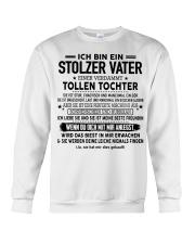 Besonderes Geschenk für Papa AH00 Crewneck Sweatshirt thumbnail