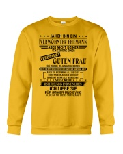 Verwohnter Mann - A01  Crewneck Sweatshirt thumbnail